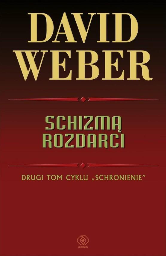okładka Schizmą rozdarci, Ebook | David Weber