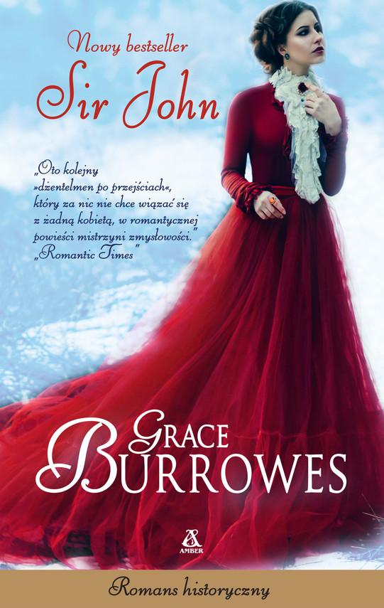 okładka Sir Johnebook | epub, mobi | Grace Burrowes