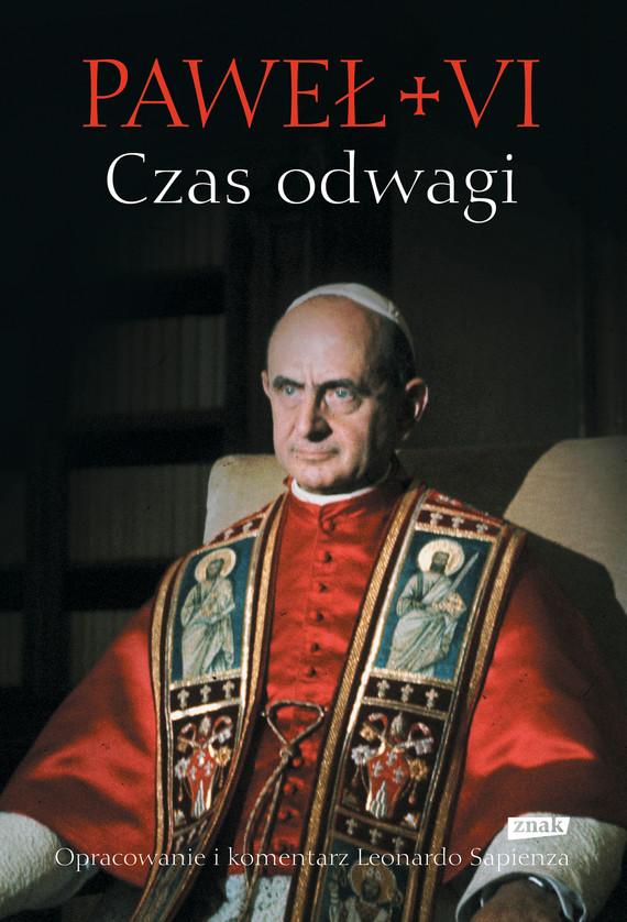 okładka Czas odwagi, Ebook | Paweł  VI