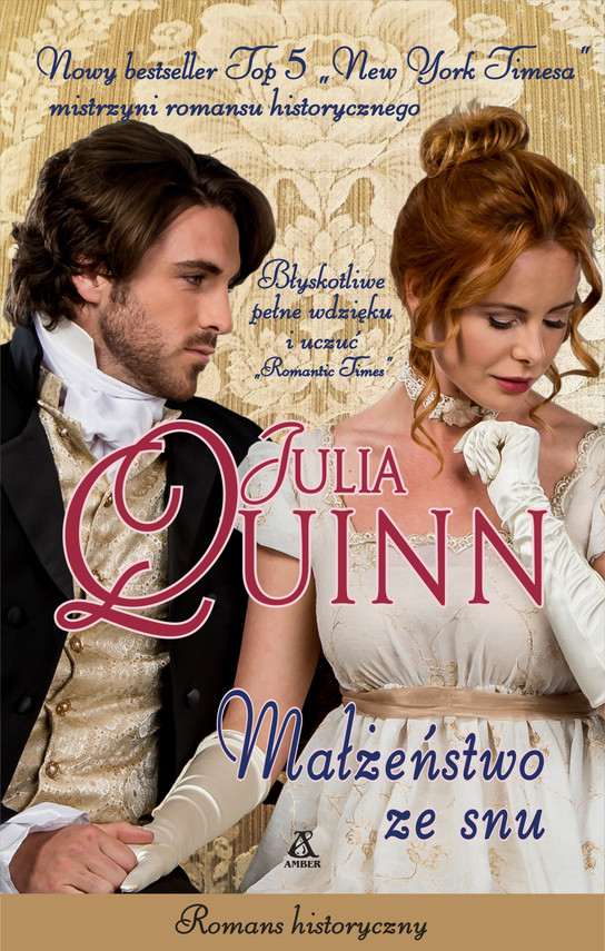 okładka Małżeństwo ze snuebook   epub, mobi   Julia Quinn