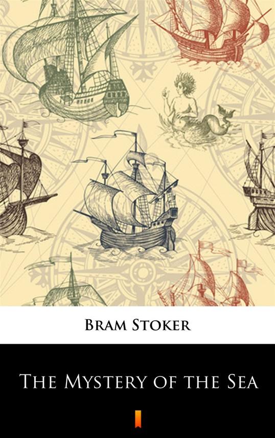 okładka The Mystery of the Sea, Ebook   Bram Stoker
