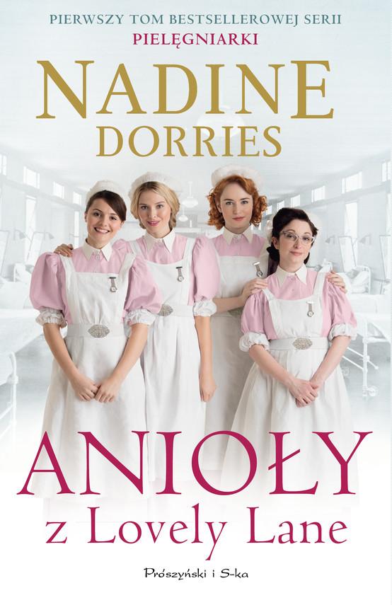 okładka Anioły z Lovely Lane, Ebook   Nadine Dorries