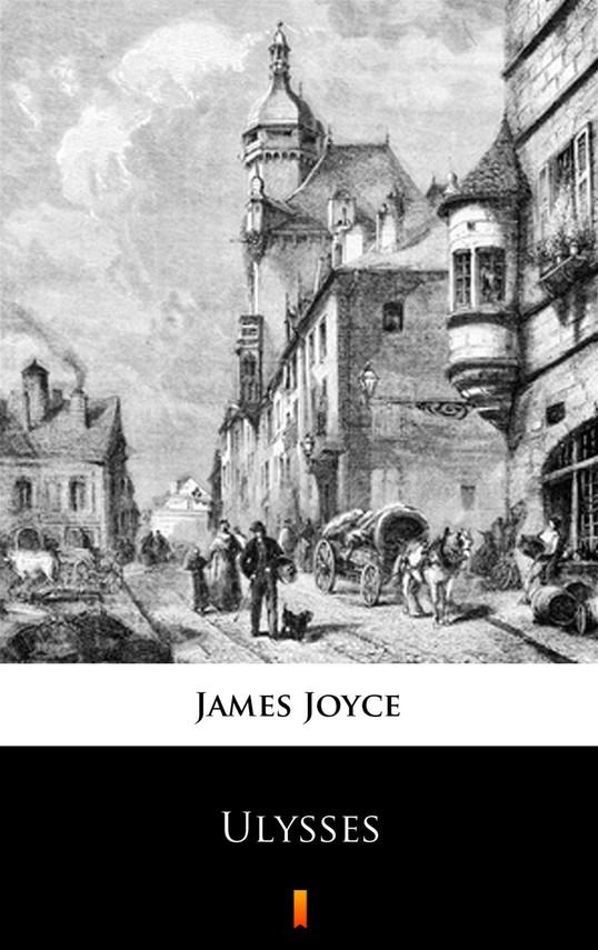 okładka Ulyssesebook | epub, mobi | James Joyce