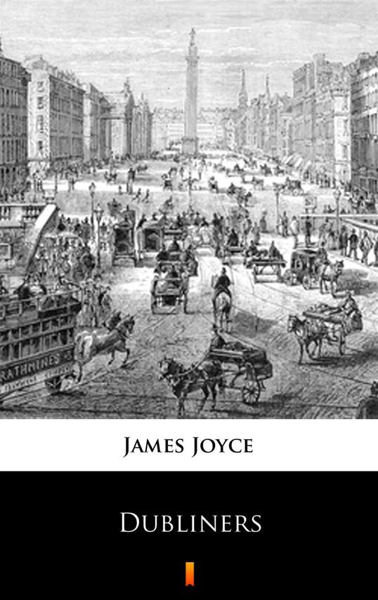 okładka Dublinersebook | epub, mobi | James Joyce