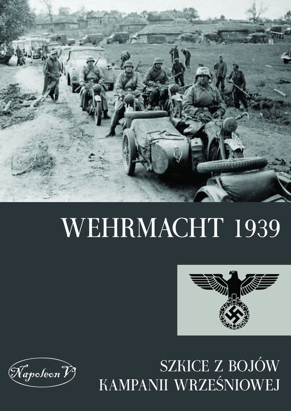 okładka Wehrmacht 1939., Ebook | Opracowanie  zbiorowe