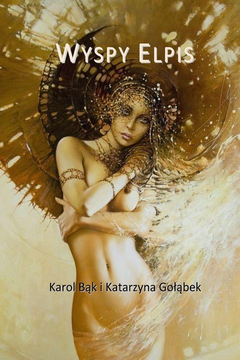 okładka Wyspy Elpis, Ebook   Katarzyna  Gołąbek, Karol Bąk