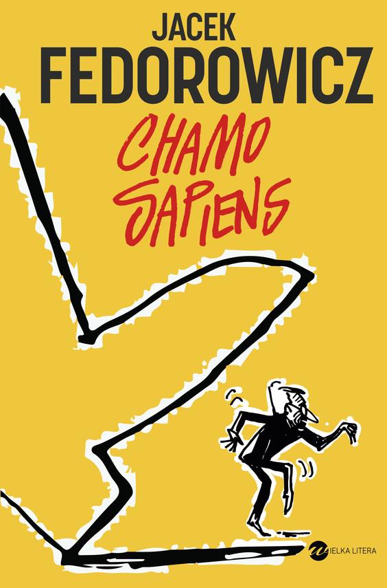 okładka Chamo sapiensebook | epub, mobi | Jacek Fedorowicz
