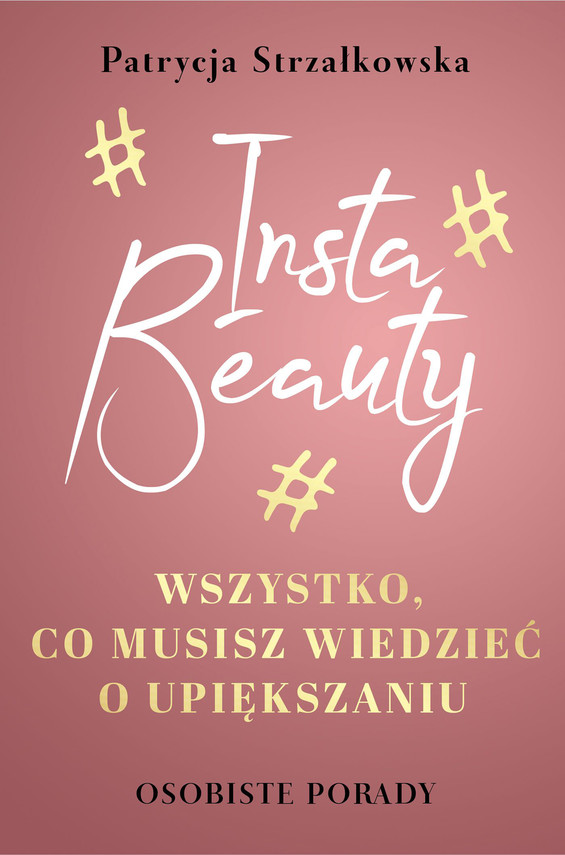okładka Insta Beauty, Ebook | Strzałkowska Patrycja