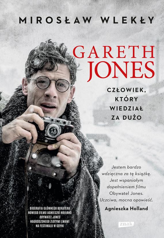 okładka Gareth Jonesebook | epub, mobi | Mirosław Wlekły