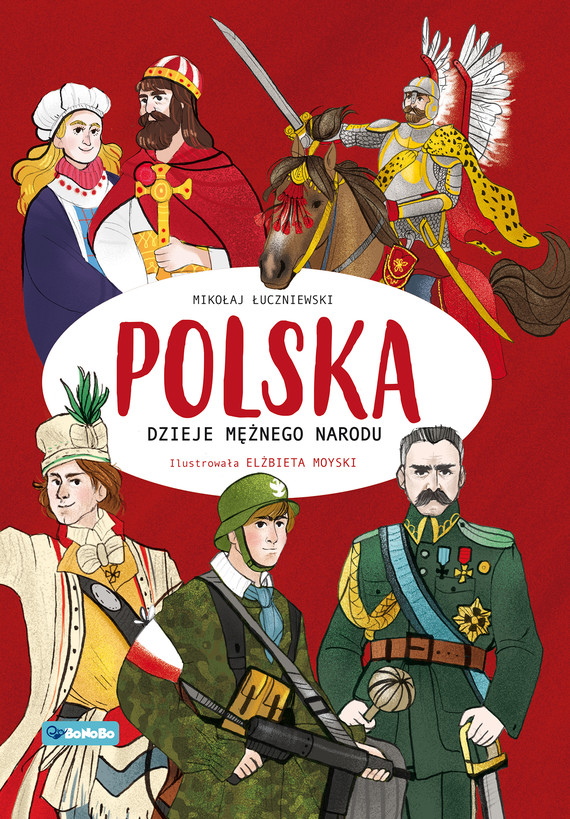 okładka Polska, Ebook | Mikołaj Łuczniewski