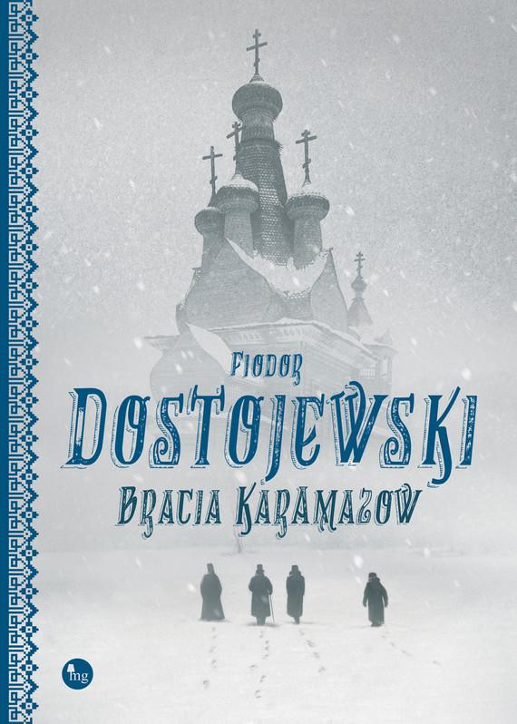 okładka Bracia Karamazowebook | epub, mobi | Fiodor Dostojewski