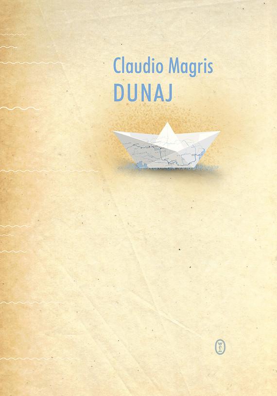 okładka Dunaj, Ebook   Claudio Magris