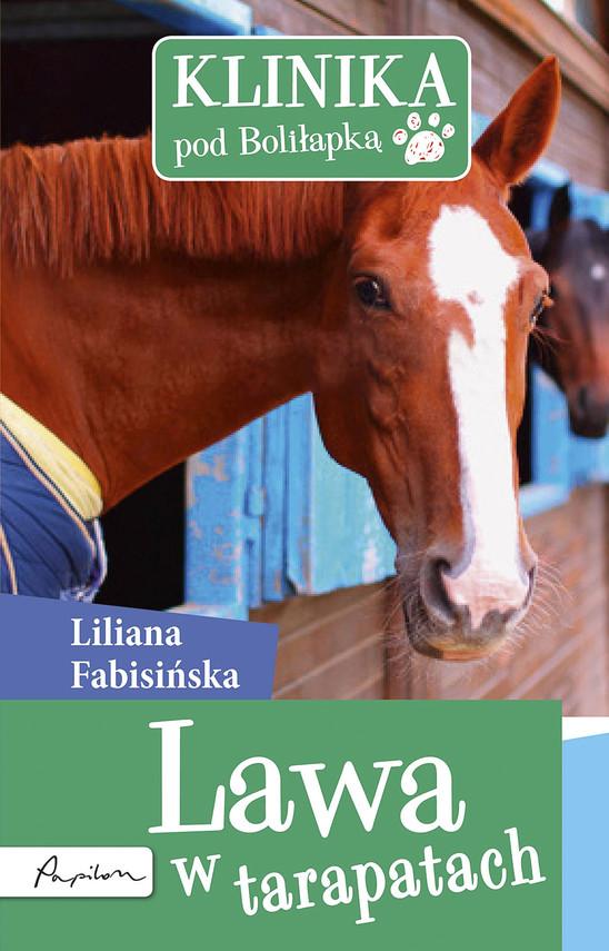 okładka Klinika pod Boliłapką (#11). Klinika pod Boliłapką. Lawa w tarapatach, Ebook | Liliana Fabisińska