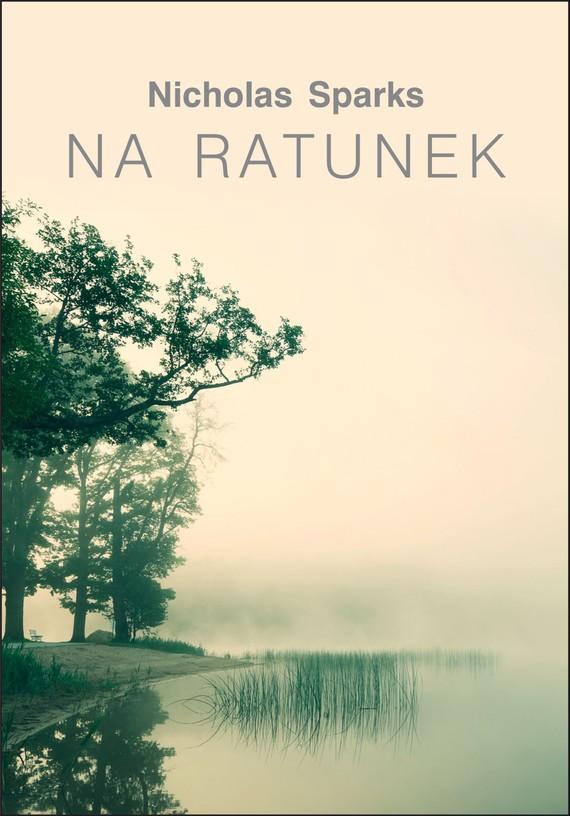 okładka Na ratunekebook   epub, mobi   Nicholas Sparks