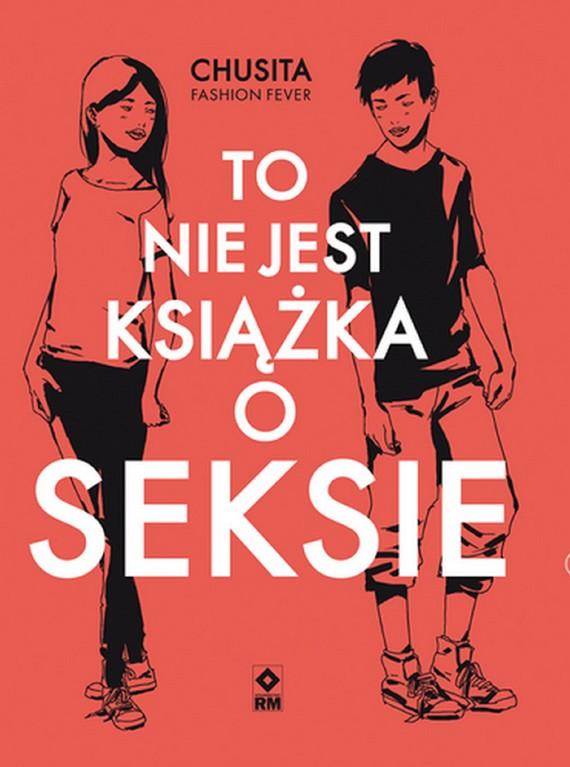 okładka To nie jest książka oseksie, Ebook   Chusita Fashion Fever