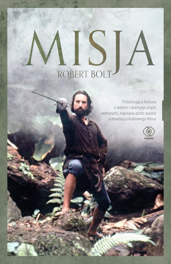 okładka Misja, Ebook   Robert Bolt