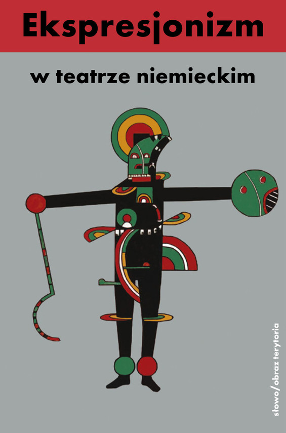 okładka Ekspresjonizm w teatrze niemieckimebook | epub, mobi | opracowanie zbiorowe opracowanie zbiorowe