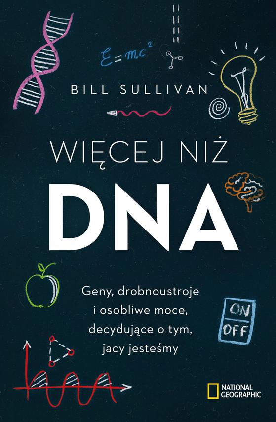 okładka Więcej niż DNAebook | epub, mobi | Bill Sullivan