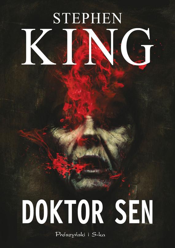 okładka Doktor Sen, Ebook | Stephen King