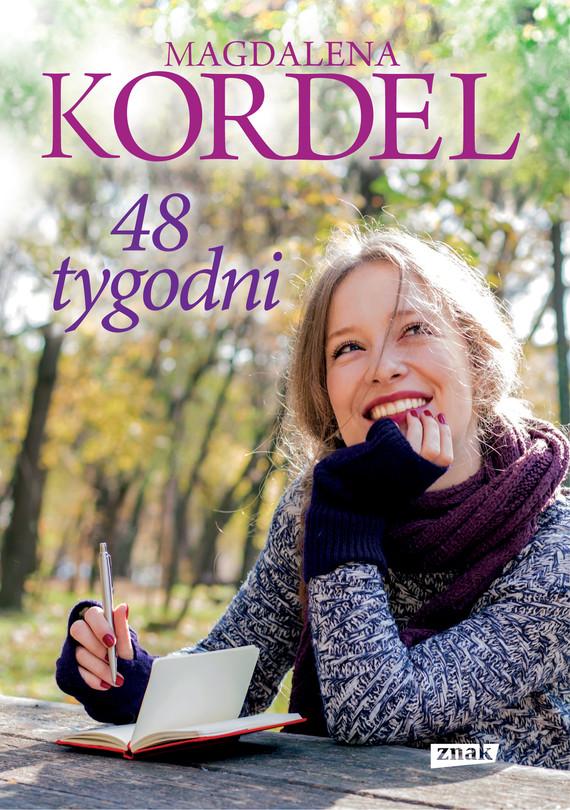 okładka 48 tygodni, Ebook | Magdalena Kordel