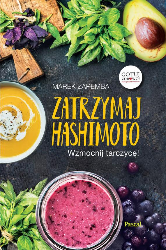 okładka Zatrzymaj hashimoto, Ebook   Marek Zaremba