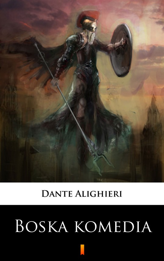 okładka Boska komedia, Ebook | Dante Alighieri