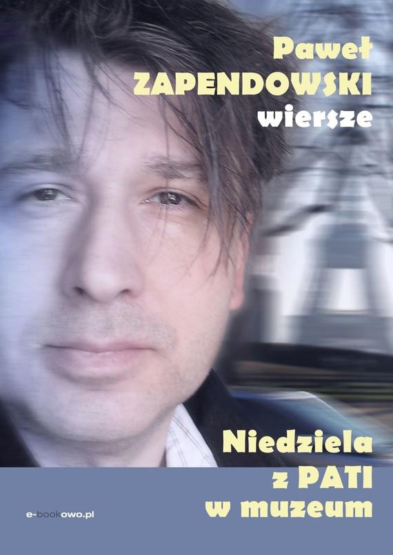 okładka Niedziela z Pati w muzeum, Ebook | Paweł Zapendowski