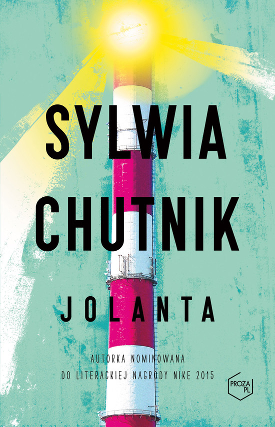 okładka Jolantaebook | epub, mobi | Sylwia Chutnik