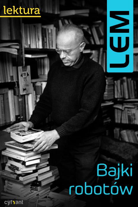 okładka Bajki robotów, Ebook | Stanisław Lem