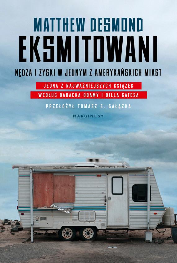 okładka Eksmitowani, Ebook | Desmond Matthew