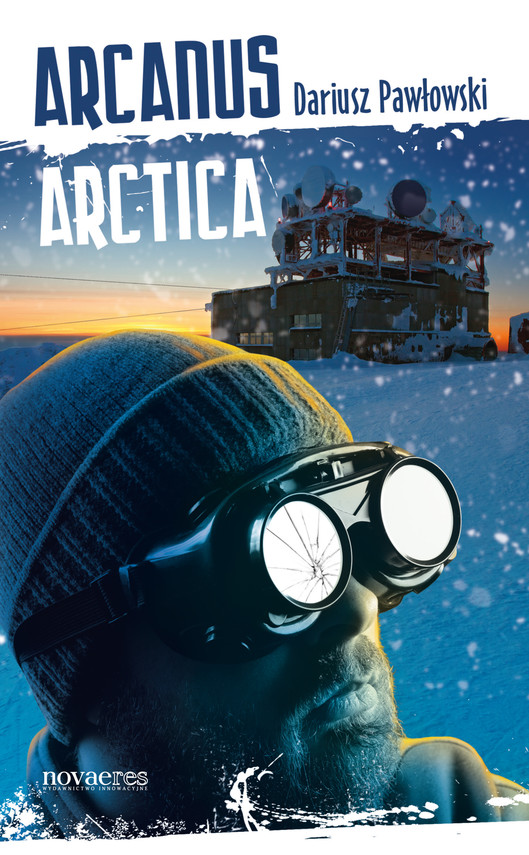 okładka Arcanus Arctica, Ebook   Dariusz  Pawłowski