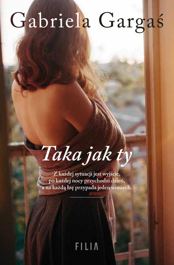 okładka Taka jak tyebook | epub, mobi | Gabriela Gargaś