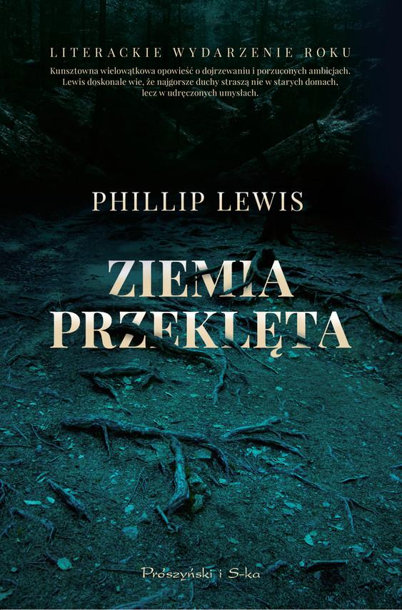 okładka Ziemia przeklęta, Ebook | Philip Lewis