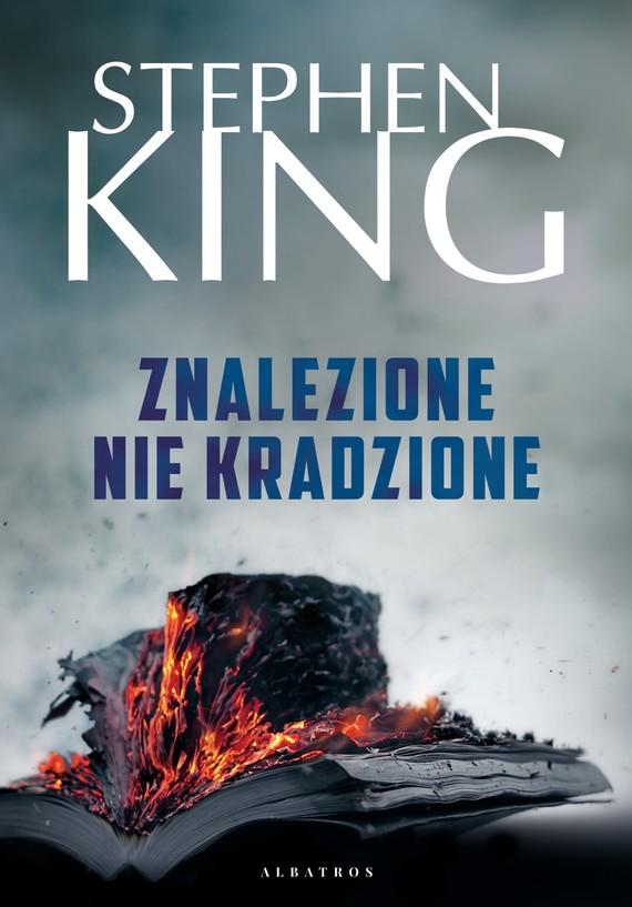 okładka ZNALEZIONE NIE KRADZIONEebook | epub, mobi | Stephen King