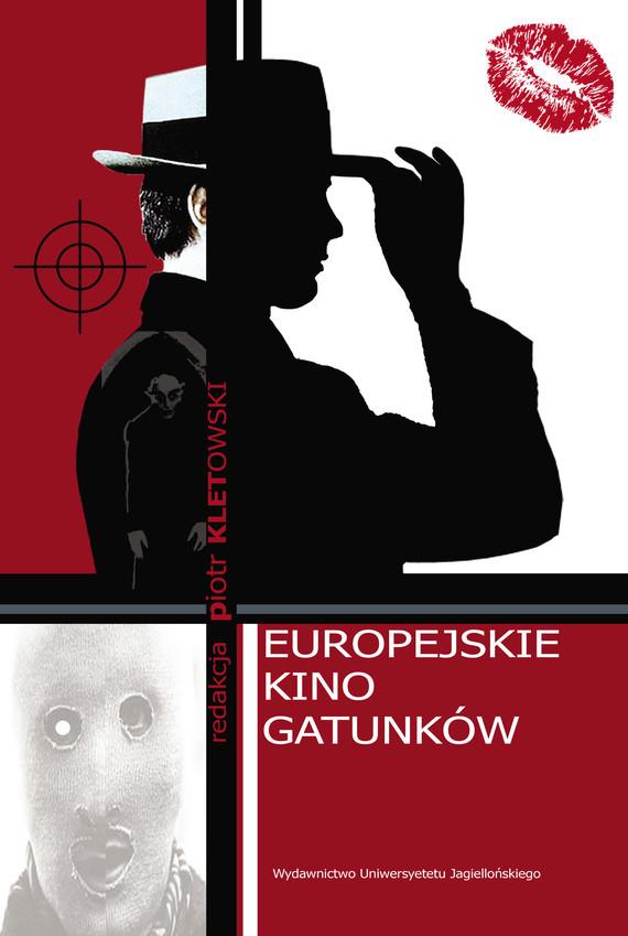 okładka Europejskie kino gatunkówebook | pdf | Piotr Kletowski