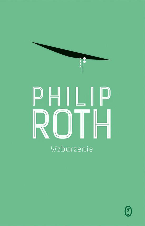 okładka Wzburzenie, Ebook   Philip Roth