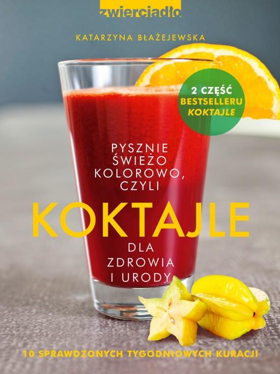 okładka Koktajle, Ebook   Katarzyna  Błażejewska