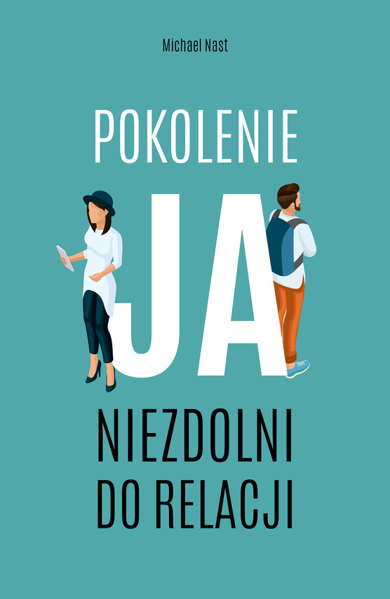 okładka Pokolenie ja, Ebook | Michael Nast