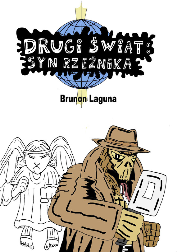 okładka Drugi świat: syn rzeźnikaebook | pdf | Brunon Laguna