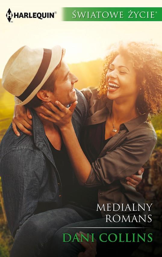 okładka Medialny romans, Ebook | Dani Collins