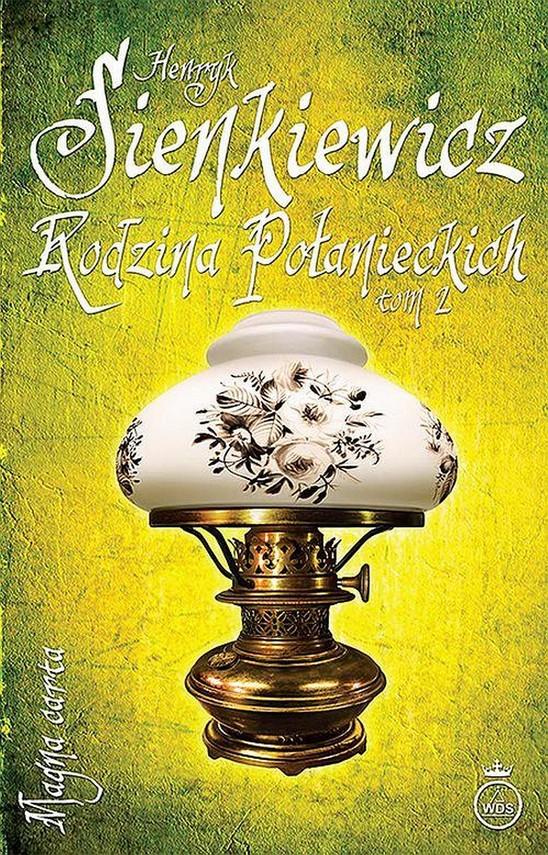 okładka Rodzina Połanieckich Tom 2ebook | epub, mobi | Henryk Sienkiewicz
