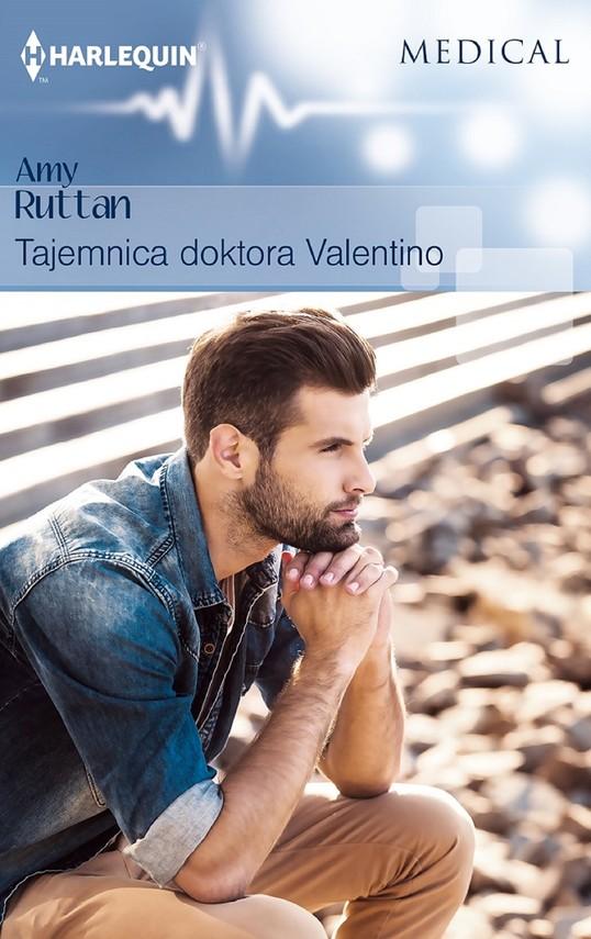 okładka Tajemnica doktora Valentino, Ebook   Amy Ruttan