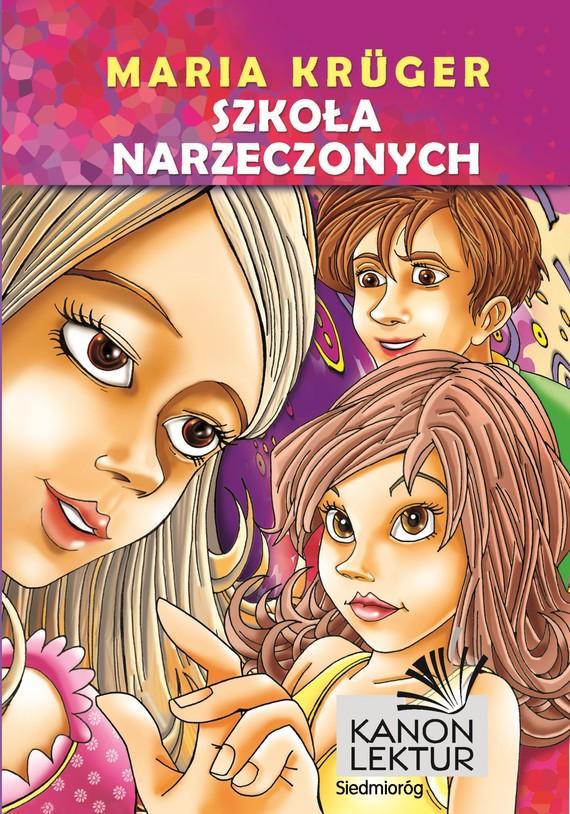 okładka Szkoła narzeczonych, Ebook   Maria Krüger