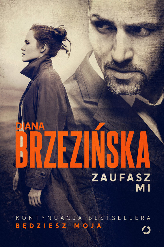 okładka Zaufasz mi, Ebook | Diana Brzezińska