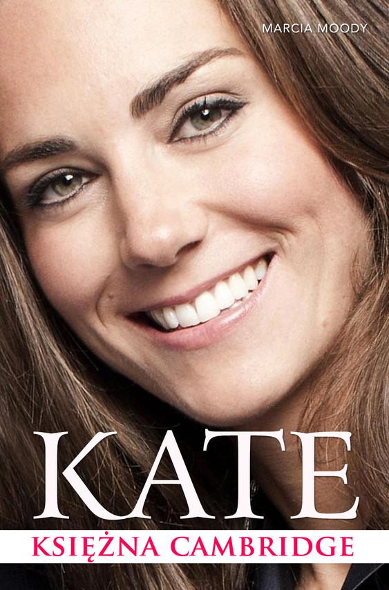 okładka Kate. Księżna Cambridgeebook | epub, mobi | Marcia Moody