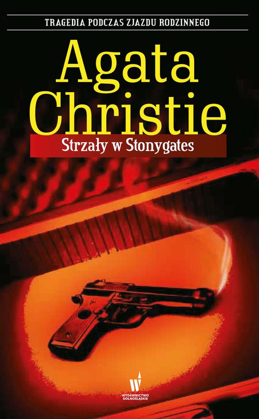 okładka Strzały w Stonygatesebook | epub, mobi | Agata Christie