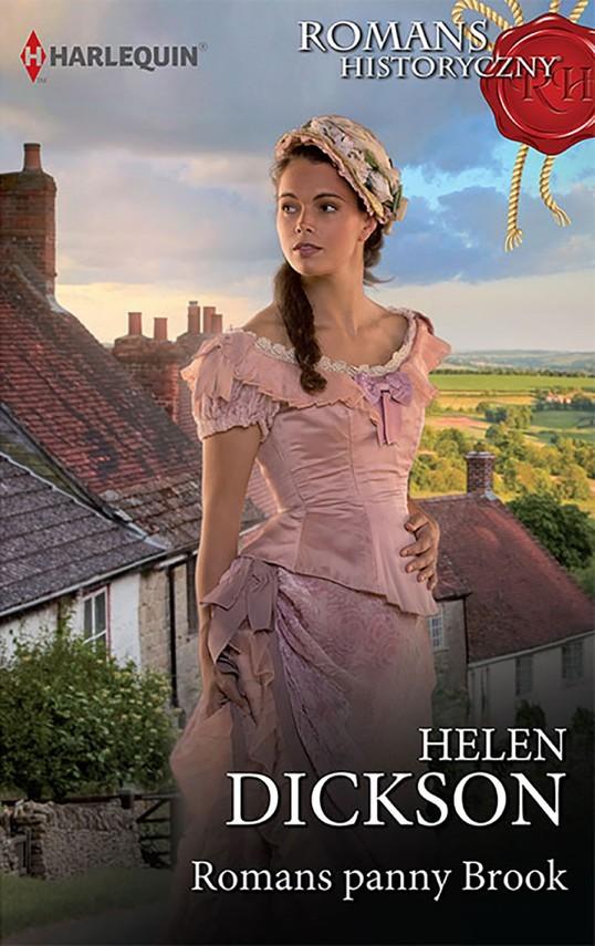 okładka Romans panny Brookebook | epub, mobi | Helen Dickson