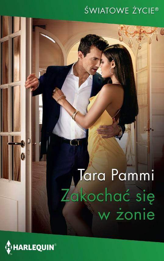 okładka Zakochać się w żonie, Ebook   Tara Pammi