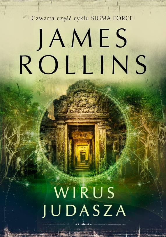 okładka Wirus Judasza, Ebook | James Rollins