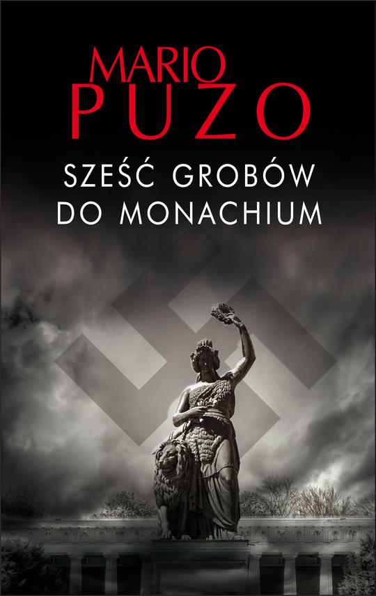 okładka Sześć grobów do Monachiumebook | epub, mobi | Mario Puzo